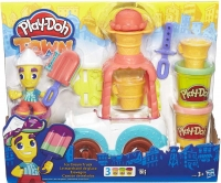 Wholesalers of Play-doh Town Ice Cream Truck toys image