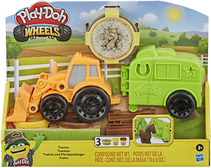 Wholesalers of Play-doh Tractor toys