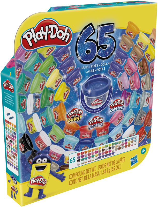 Wholesalers of Play-doh Ultimate Colour Collection toys