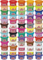 Wholesalers of Play-doh Ultimate Colour Collection toys image 2