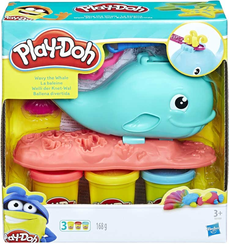 Wholesalers of Play Doh Wavy The Whale toys