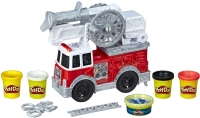 Wholesalers of Play Doh Wheels Firetruck toys image 2