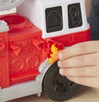 Wholesalers of Play Doh Wheels Firetruck toys image 3