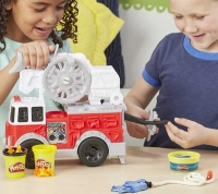 Wholesalers of Play Doh Wheels Firetruck toys image 4