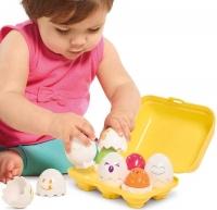 Wholesalers of Toomies Hide N Squeak Eggs toys image 2