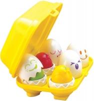 Wholesalers of Toomies Hide N Squeak Eggs toys image 3