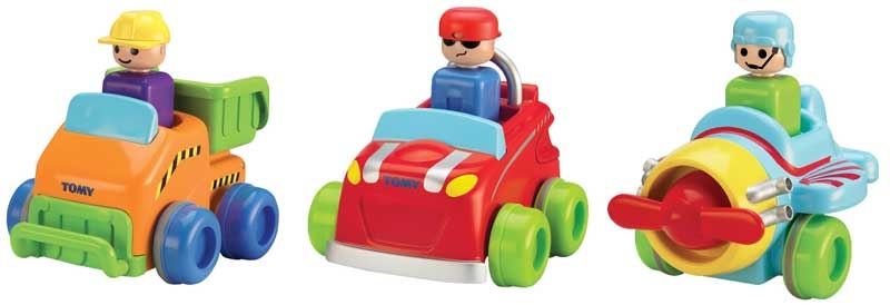 Wholesalers of Play To Learn Push N Go Asst toys