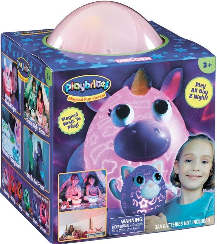 Wholesalers of Playbrites - Unicorn toys