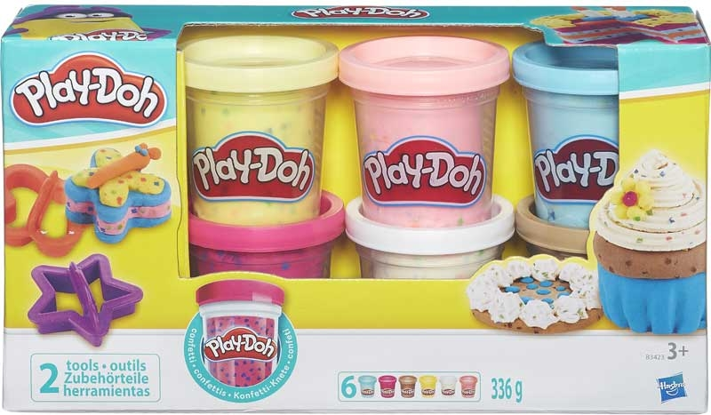 Wholesalers of Playdoh Confetti Compound toys