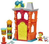 Wholesalers of Playdoh Town Firehouse toys image 2