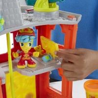 Wholesalers of Playdoh Town Firehouse toys image 4