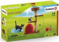 Wholesalers of Schleich Playtime For Cute Cats toys image