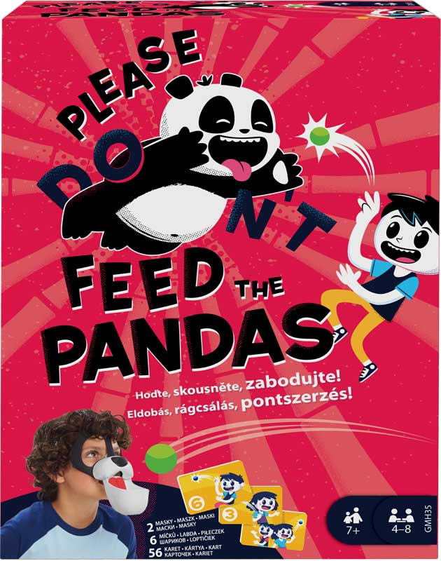 Wholesalers of Please Feed The Pandas toys