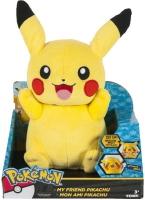 Wholesalers of Pokemon - My Friend Pikachu Feature Plush toys image