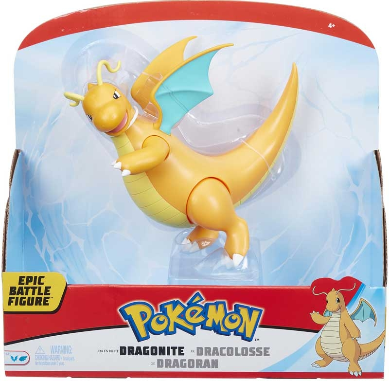 Wholesalers of Pokemon 12 Inch Legendary Figure - Drogonite toys