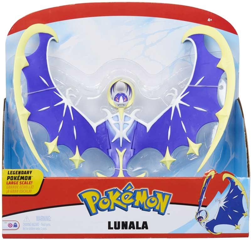 Wholesalers of Pokemon 12 Inch Legendary Figure - Lunala toys
