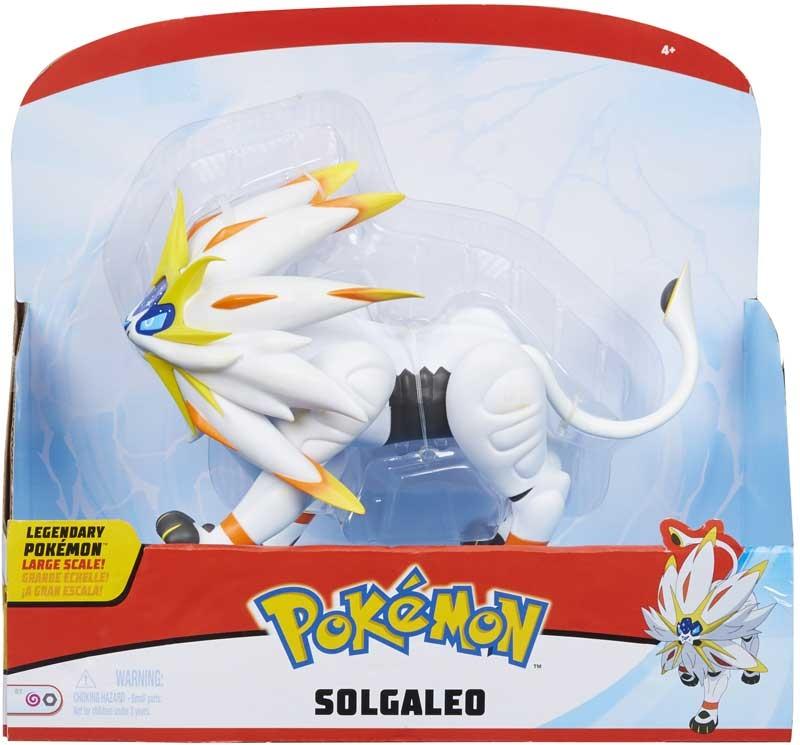 Wholesalers of Pokemon 12 Inch Legendary Figure - Solgaleo toys