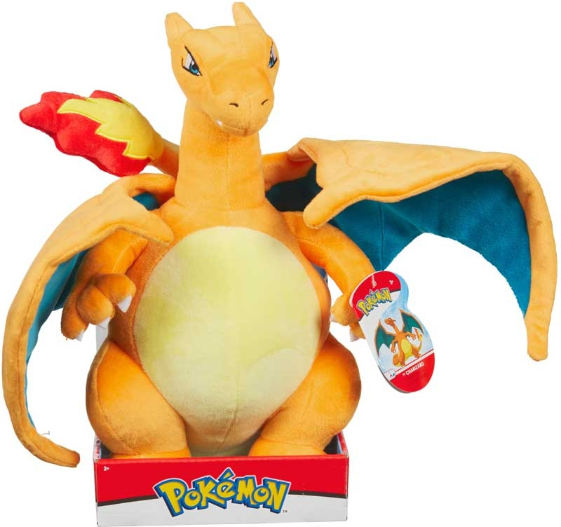 Wholesalers of Pokemon 12 Inch Plush - Charizard toys