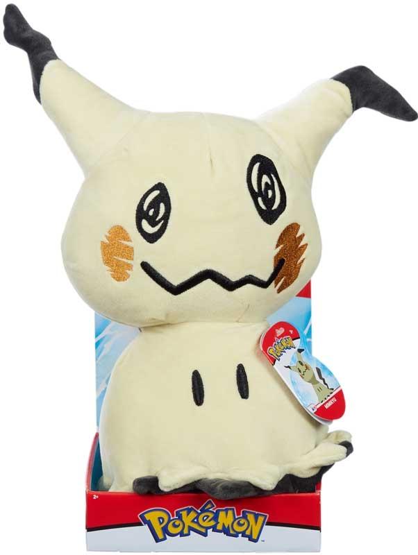 Wholesalers of Pokemon 12 Inch Plush - Mimikyu toys