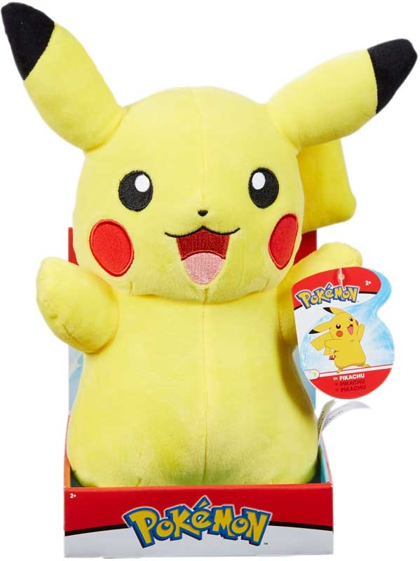 Wholesalers of Pokemon 12 Inch Plush - Pikachu toys