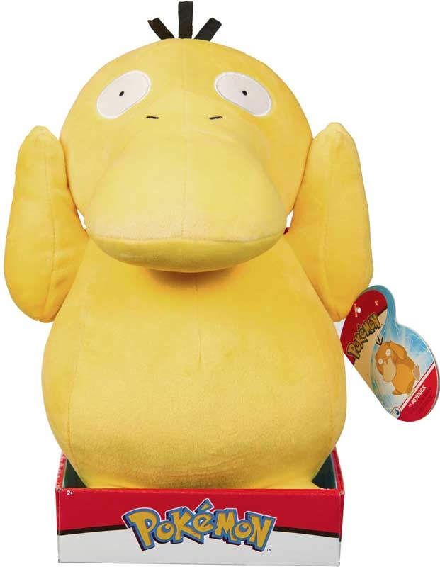 Wholesalers of Pokemon 12 Inch Plush - Psyduck toys