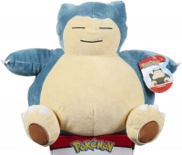 Wholesalers of Pokemon 12 Inch Plush - Snorlax toys image