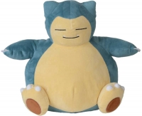 Wholesalers of Pokemon 12 Inch Plush - Snorlax toys image 2