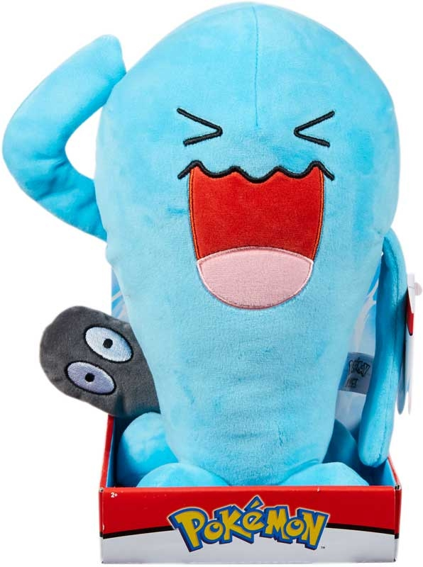 Wholesalers of Pokemon 12 Inch Plush - Wobbuffet toys