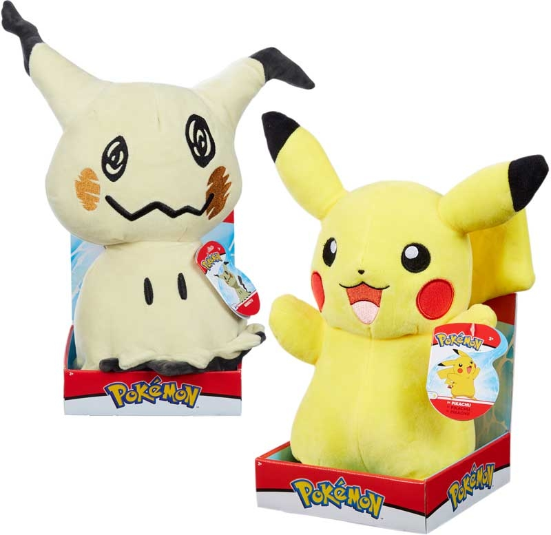 Wholesalers of Pokemon 12 Inch Plush toys