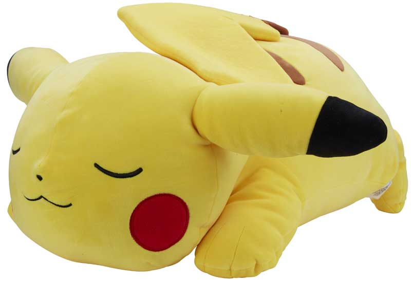 Wholesalers of Pokemon 18 Inch Pikachu Plush (sleep Plush) toys