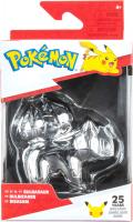 Wholesalers of Pokemon 25th Celebration 3 Inch Silver Bulbasaur toys Tmb