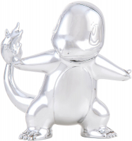 Wholesalers of Pokemon 25th Celebration 3 Inch Silver Charmander toys image 2