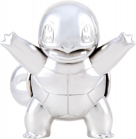 Wholesalers of Pokemon 25th Celebration 3 Inch Silver Squirtle toys image 2