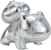 Wholesalers of Pokemon 25th Celebration Silver Bulbasaur Plush toys image 2