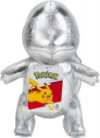 Wholesalers of Pokemon 25th Celebration Silver Charmander Plush toys Tmb