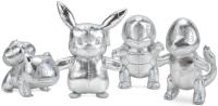 Wholesalers of Pokemon 25th Celebration Silver Plush Asst toys Tmb