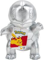 Wholesalers of Pokemon 25th Celebration Silver Plush Asst toys image 3