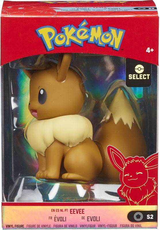 Wholesalers of Pokemon 4 Inch Kanto Figures - Eevee toys