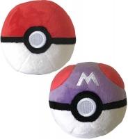 Wholesalers of Pokemon 4 Inch Poke Ball Plush toys image 2