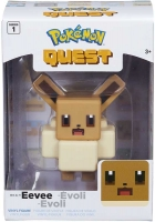 Wholesalers of Pokemon 4 Inch Vinyl Figure - Eevee toys image