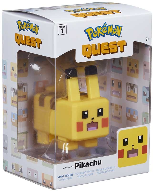 Wholesalers of Pokemon 4 Inch Vinyl Figure - Pikachu toys