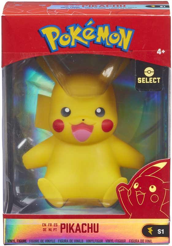 Wholesalers of Pokemon 4 Inch Vinyl Figures - Pikachu toys