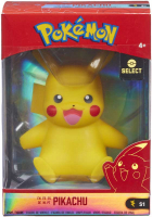 Wholesalers of Pokemon 4 Inch Vinyl Figures - Pikachu toys image