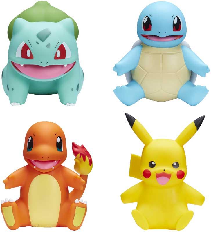 Wholesalers of Pokemon 4 Inch Vinyl Figures Asst toys