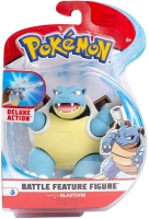 Wholesalers of Pokemon 4.5 Inch Battle Feature Figure Asst toys image