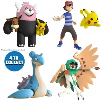 Wholesalers of Pokemon 4.5 Inch Battle Feature Figure toys image 2