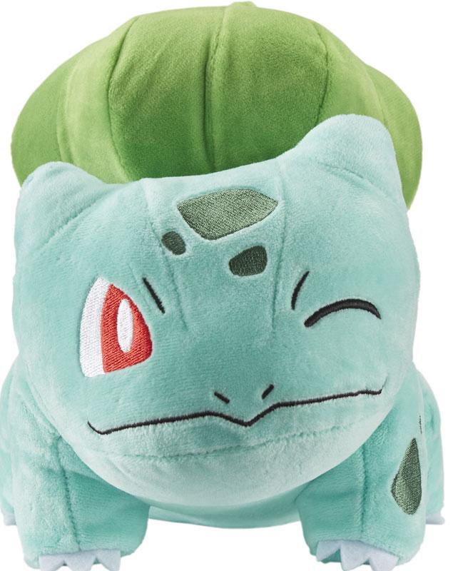 Wholesalers of Pokemon 8 Inch Plush - Bulbasaur W7 toys