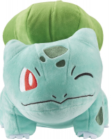Wholesalers of Pokemon 8 Inch Plush - Bulbasaur W7 toys image