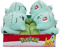 Wholesalers of Pokemon 8 Inch Plush - Bulbasaur W7 toys image 2