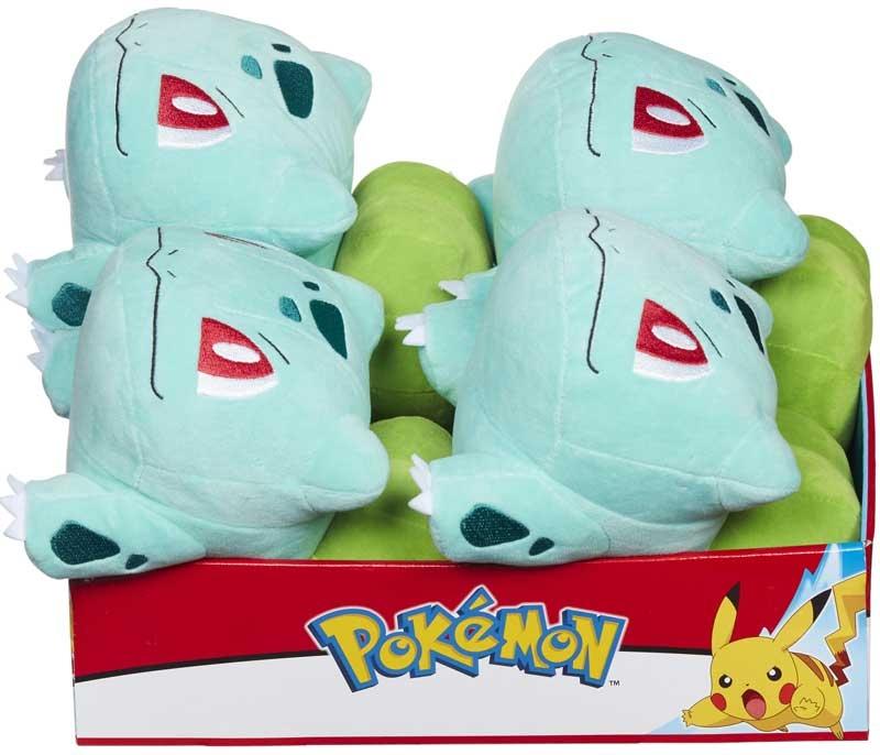 Wholesalers of Pokemon 8 Inch Plush - Bulbasaur toys